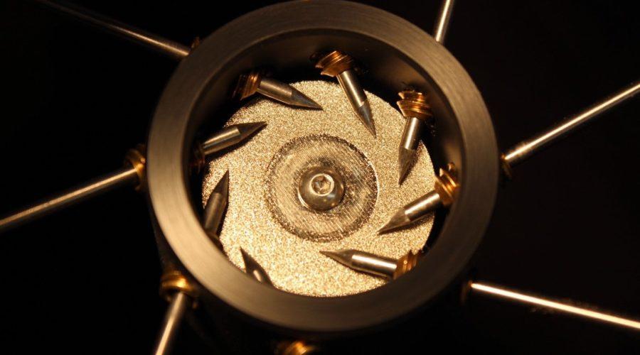 TungstenMate - Turbine